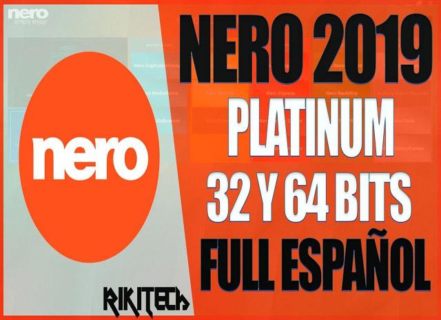Nero 2019 Platinum full espa25C325B1ol -