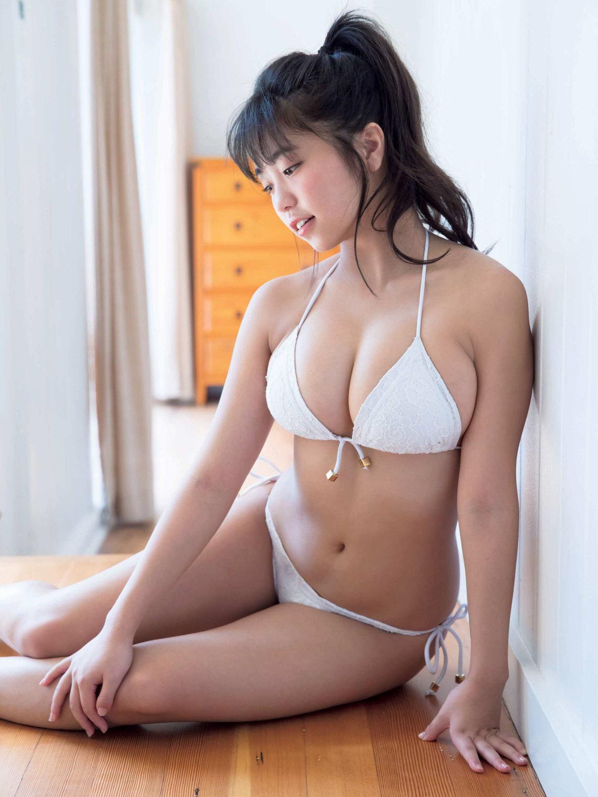 Ohara Yuno 大原優乃, FRIDAY 2018.03.23 (フライデー 2018年3月23日号)