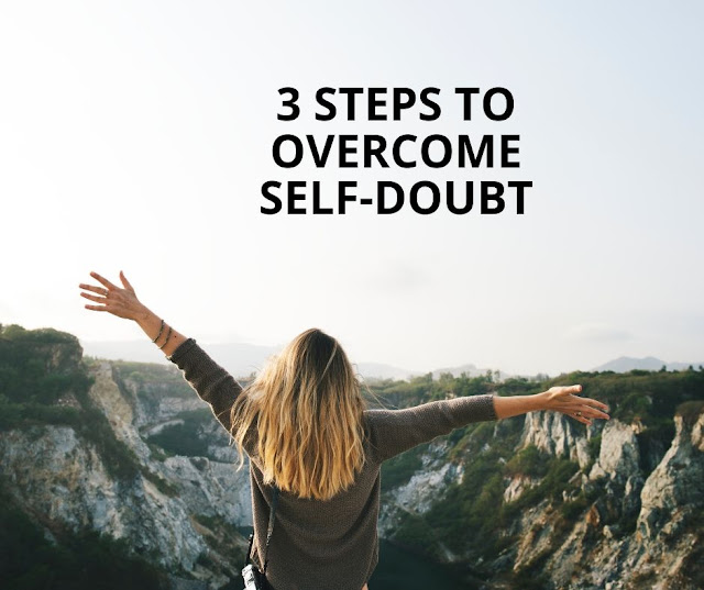 how to overcome self doubt and believe in yourself