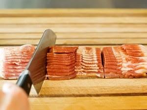 Cách thái các loại thịt