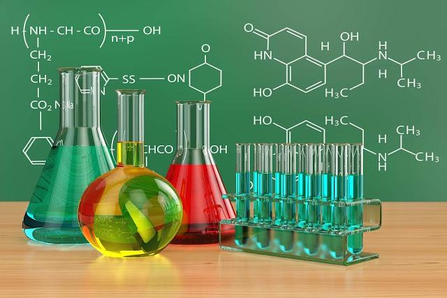سؤال وجواب فى الكيمياء للصف الثانى الثانوى