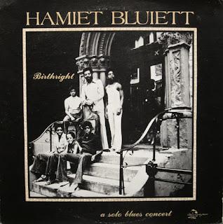 Hamiet Bluiett, Birthright