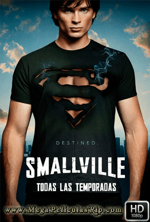 Smallville Todas Las Temporadas [1080p] [Latino-Ingles] [MEGA]