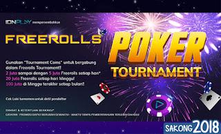 Agen Judi Turnamen Poker Online Terbaik