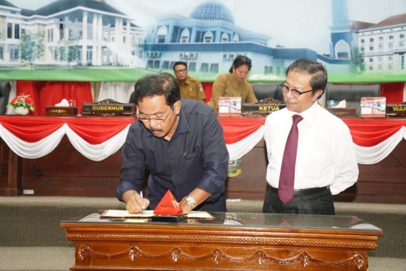 Pansus DPRD Kepri Rampungkan Perda Bangunan Berciri Budaya Melayu