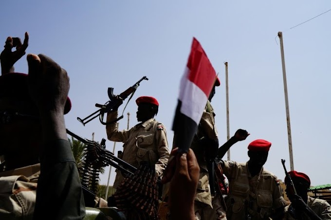 Coup attempt foiled in Sudan, suspects arrested