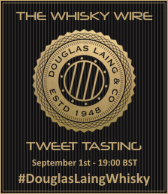 Douglas Laing & Co Tweet Tasting