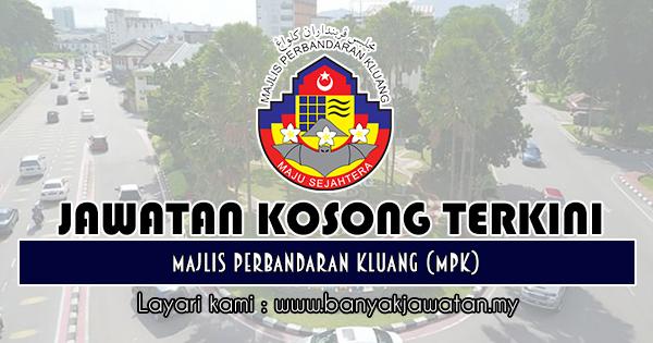Jawatan Kosong 2018 di Majlis Perbandaran Kluang (MPK)