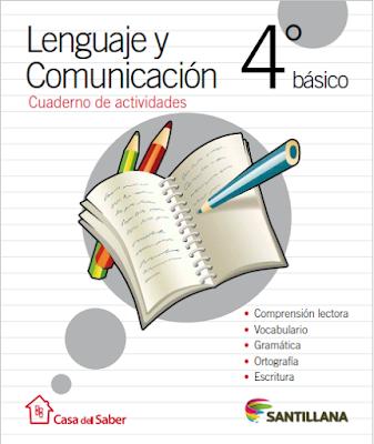 Lenguaje y Comunicación 4° - Cuaderno de Actividades