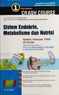 CRASH COURSE: SISTEM ENDOKRIN, METABOLISME DAN NUTRISI ED. 1