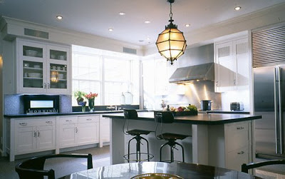 Kitchen lighting inspiration with modern interior design ideas - Lighting