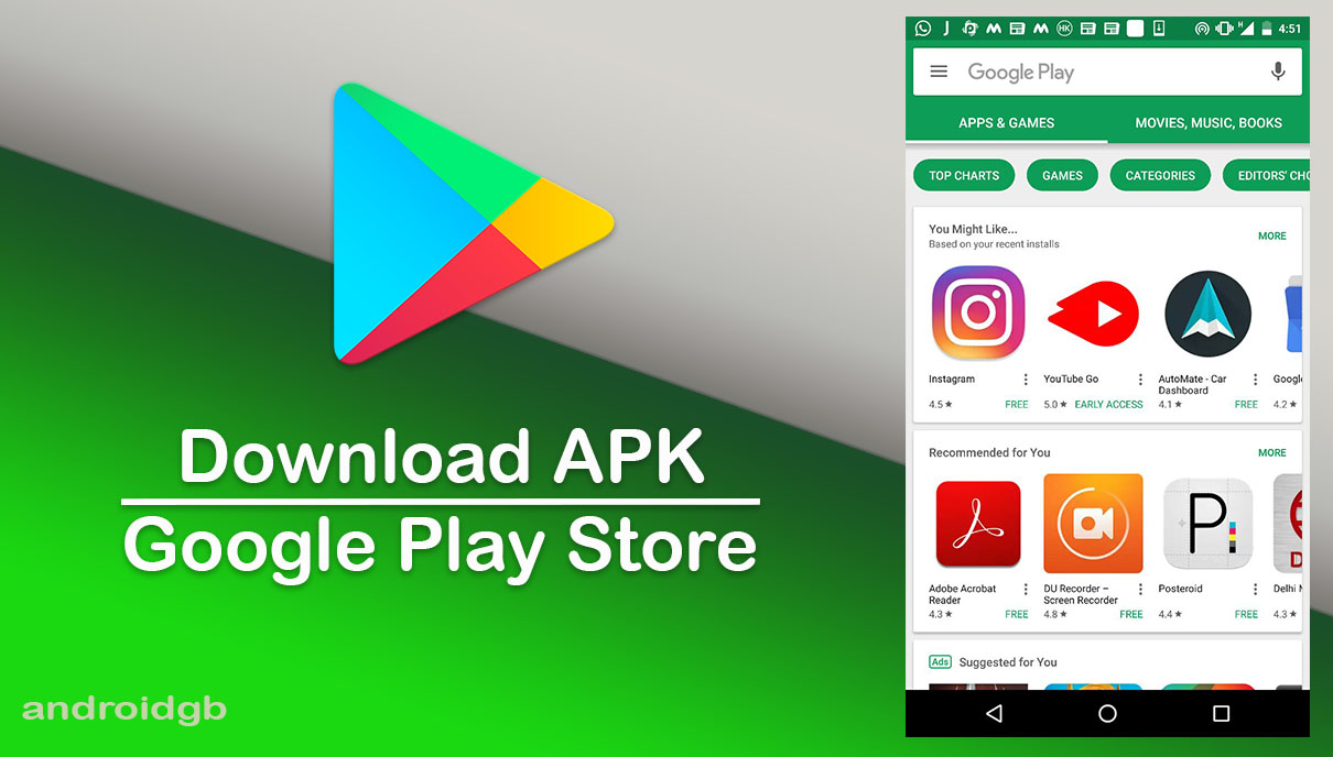 Hacker Breaches Google Play Store