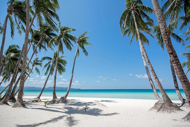 Uncrowded Boracay