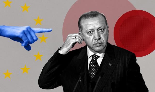 Κι αν ζητήσουμε κυρώσεις κατά της Τουρκίας τι θα γίνει δηλαδή;
