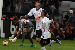 Corinthians, Palmeiras e Guarani golearam
