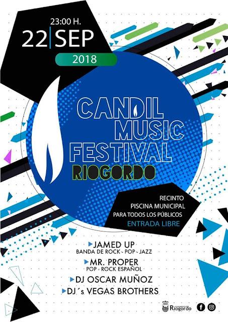Candil Music Festival Riogordo 2018