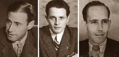Los ajedrecistas Fuentes, F. J. Pérez y Ribera