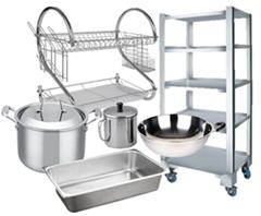 perawatan perabotan rumah tangga dari bahan stainless steel