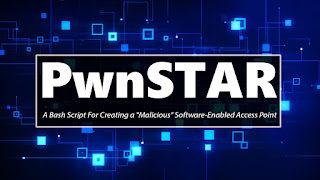 Creating a Malicious Software-Enabled Access Point with PwnSTAR
