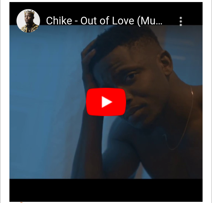 [Video] Chike – Out of Love (Music Is… Live Performance) #Arewapublisize