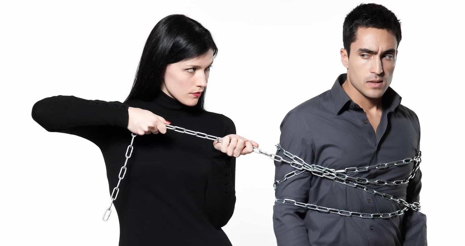 Ciri-ciri pasangan yang posesif
