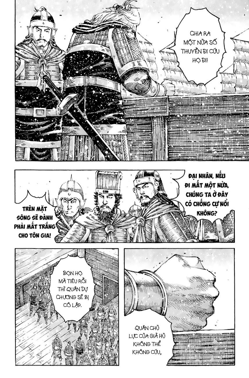 Hỏa phụng liêu nguyên Chương 426: Đoạt lại Trường Giang [Remake] trang 15