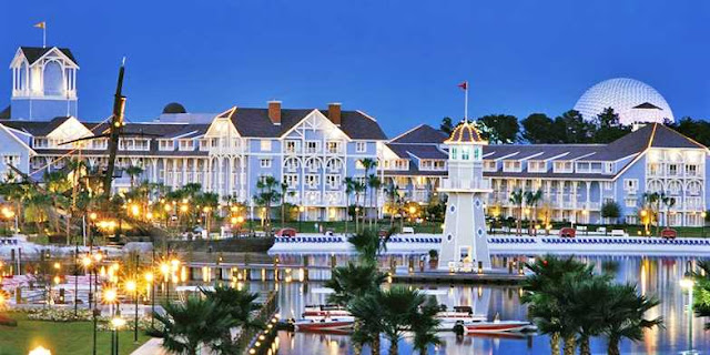 Within walking distance to Epcot, Disney's Beach Club Villas in Orlando, offer fantastic dining, the exciting Stormalong Bay and amenities like fully equipped kitchens.