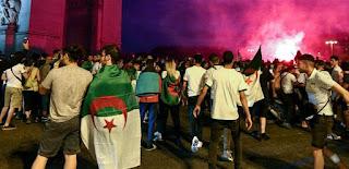 بالفيديو: مشجع جزائري يدهس عائلة بسيارة... قتلى وجرحى
