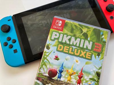 Pikmin 3 Deluxe für die Nintendo Switch