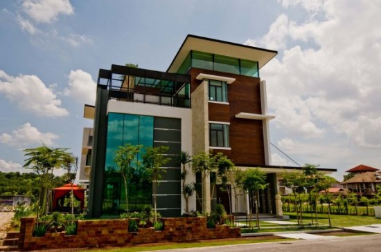 Lot 18 House Design Modern Kuala Lumpur Malaysia Modern
