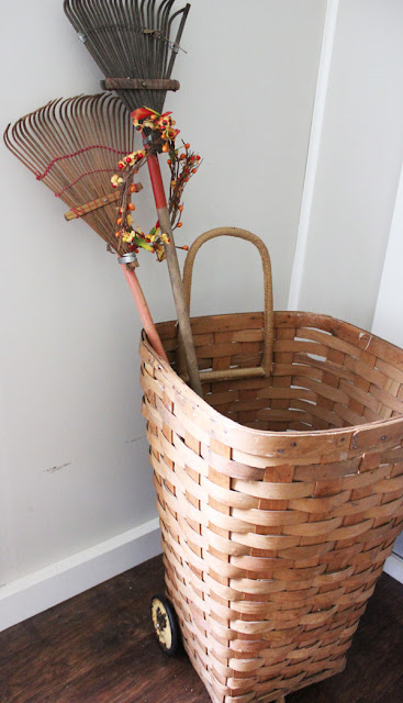 Making A DIY French-Style Market Basket From Itsy Bits And Pieces Blog