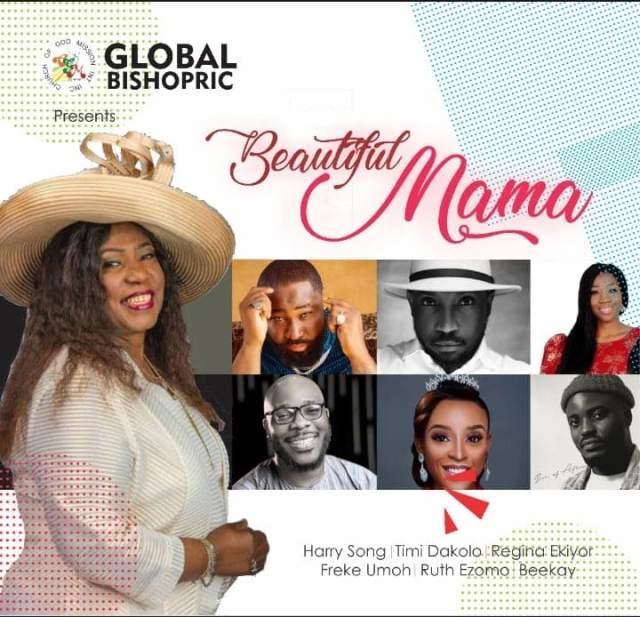 Timi Dakolo, Regina Ekiyor, Freke Umoh, Harry Song, Ruth Ezomo, BeeKay – Beautiful Mama