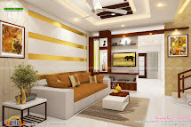 Total Home Interior Solutions Creo Homes - Kerala Design And Floor Plans