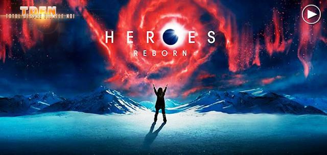 Fă cunoştinţă cu noile personaje din Heroes Reborn în noul clip