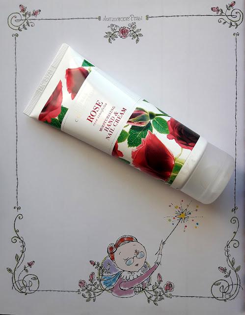 Floral collection: Rose от Marks and Spencer гель для душа и крем для рук