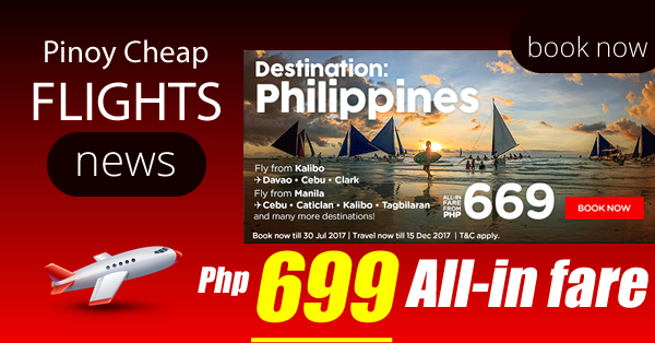 philippine cheap flights