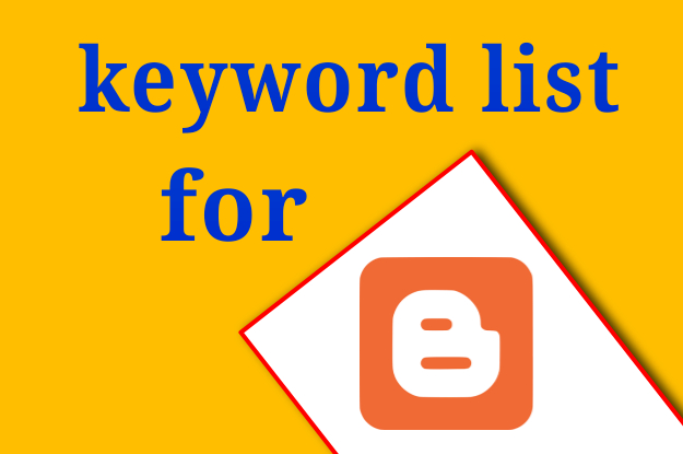 10000+ surches Keyword list for website