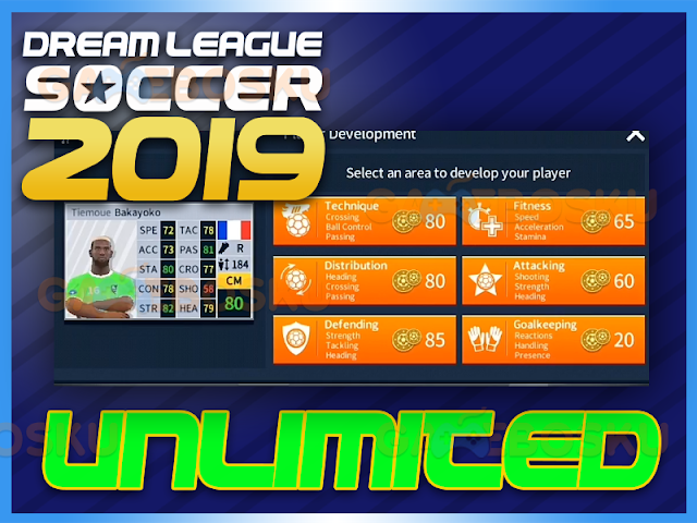 cara-upgrade-stamina-pemain-dream-league-soccer-tanpa-batas