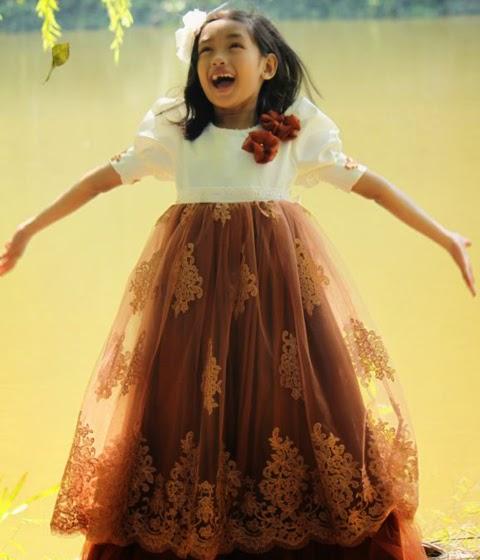 32 Contoh Model Baju Kebaya Anak Terbaru 2019 Model Baju Muslim