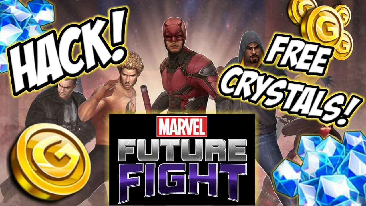 Claim Marvel Future Fight Unlimited Coins and Crystals For Free! 100% Working [December 2020]