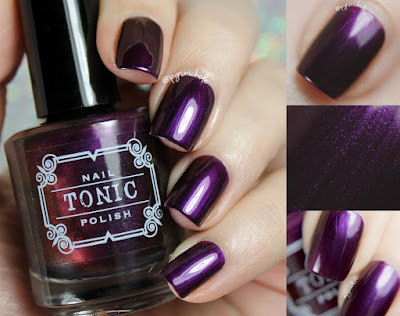 Tonic Nail Polish Carnality | Baroness X ♥ Tonic Holiday Duo