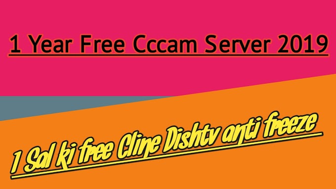 1 year free cline cccam server 2019 to 2020 7e 9e 13e 19e hd