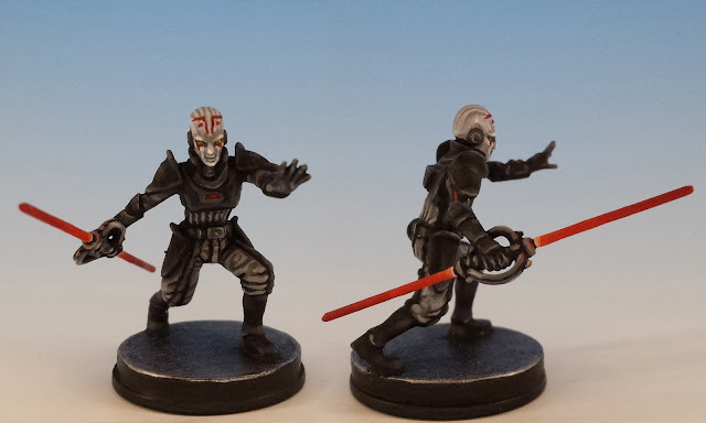 The Grand Inquisitor, Imperial Assault (2016), painted miniature