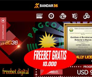 BANDAR36 – FREEBET