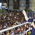 """COM MUITO LOUVOR: """"Marcha  Para Jesus"""" em Ilhéus"""