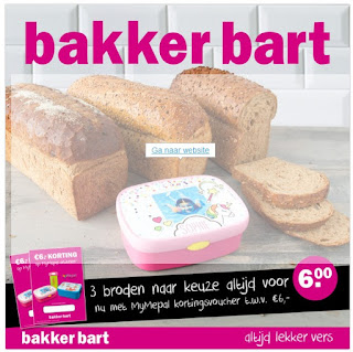 Bakker Bart Folder Week 35, 28 Augustus – 24 September 2017