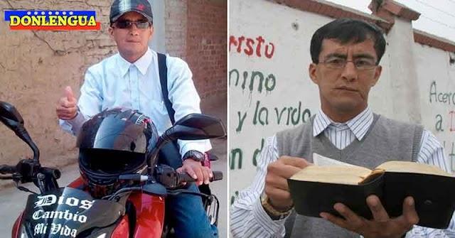 UN SANTO | Fotos y videos del asesino de Orlando Abreu en Perú