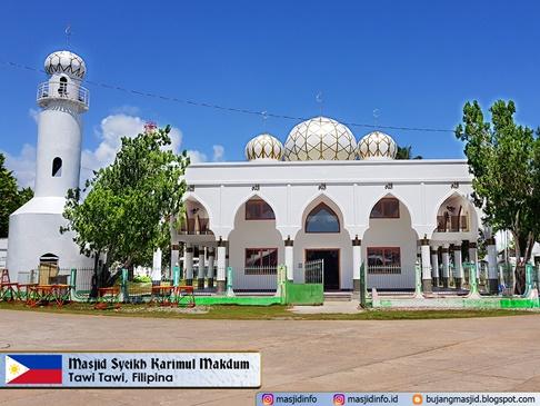 Masjid Tertua dan Terbesar di Filipina