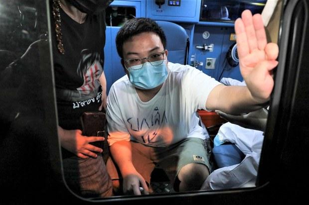 Thai Court Grants Bail to Pro-Democracy Activist on Hunger Strike.lelemuku.com.jpg