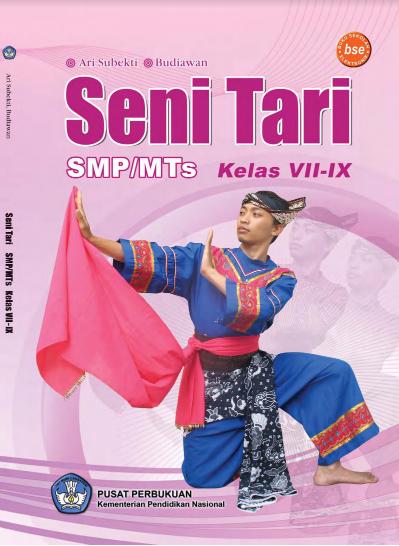 Download Buku Siswa KTSP SMP dan MTs Kelas 7 Seni Tari